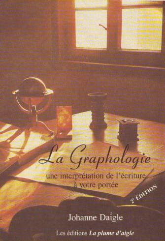 Un livre sur la formation en Graphologie, cours par une graphologue du Québec