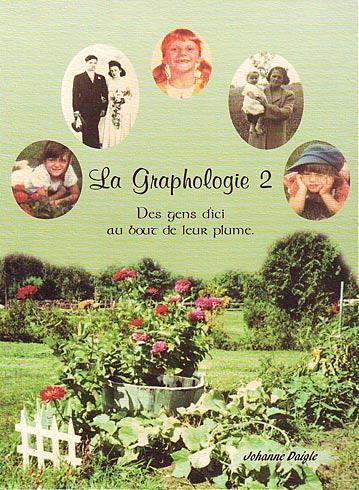 Analyses graphologiques de québécois