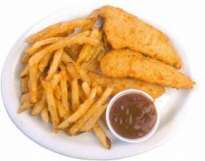 Vivre en santé, éviter les aliments à haute teneur en gras trans