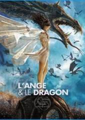 Album de Bande dessinée L'Ange et le Dragon - Et la mort ne sera que promesse