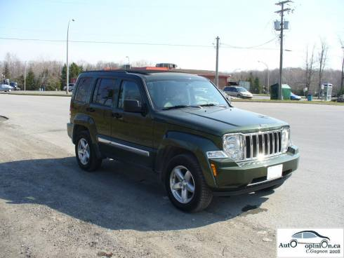 Jeep Liberty 2008