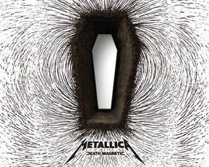DEATH MAGNETIC le nouveau cd de METALLICA