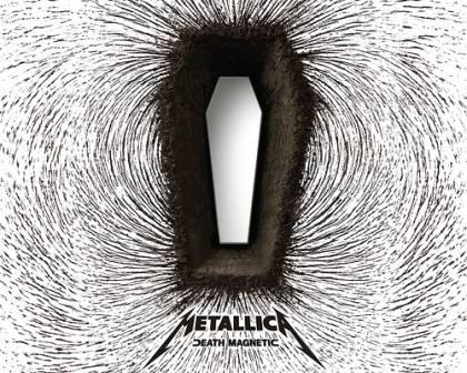 DEATH MAGNETIC le nouveau cd de METALLICA
