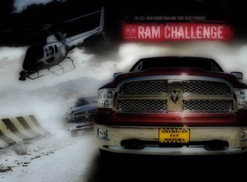 Le Dodge Ram 1500 2009