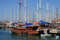 Le port de Bodrum, liman, kale