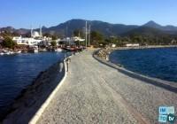Yalikavak un lieu de séjour qui offre de belles ballades et promenades