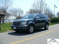 2009 Chrysler Aspen Hybrid