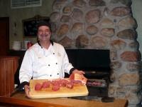 Alain Michaud, chef cuisinier et propriétaire de