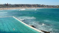 Bondi Beach a Sydney, Australia