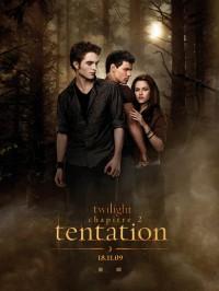 Le nouveau film New Moon! Tentation, c'est Twilight 2 !