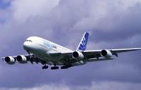Voyage en avion Airbus A 380