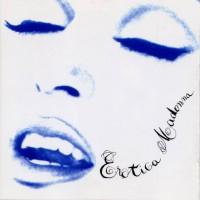 Album CD Érotica de Madonna