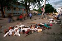Des milliers de morts en Haïti suite au tremblement de terre