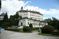 Le Château d'Ambras en Autriche
