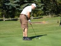La carte de pointage= une ronde de golf honnête