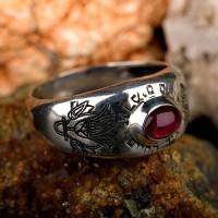 lotus-ring-silver