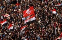 Révolution en Tunisie et en Egypte
