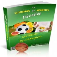 Rapport gratuit La nutrition du sportif Dévoiler
