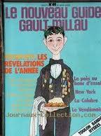 La nouvelle cuisine Gault Millau