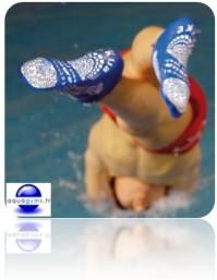 Verrue plantaire et piscine chausson piscine prot gez for Chausson pour piscine