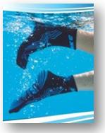 Chaussures piscine chaussons piscine solution hygi ne for Chaussons de piscine