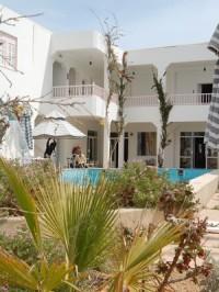 Djerba appart hotel de charme bien quip et situ avec for Appart hotel mediterranee