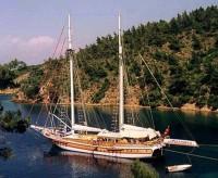 prestige boat caique de 32m pour 18 passagers