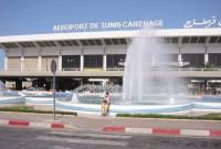 Tunis sur le ring de l'aéroport terrain pour construire hotel