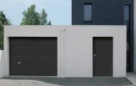 les caract ristiques des portes de garage automatique et coulissante. Black Bedroom Furniture Sets. Home Design Ideas