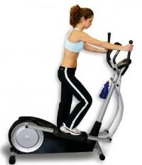 velo elliptique Destockage Fitness