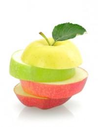 pomme pour le régime