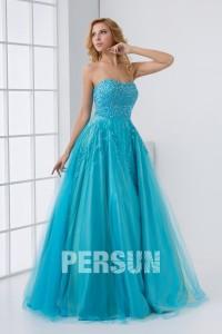 robe,de,mariage,bleue