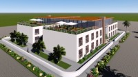 tunisie studio kerkennah residences a 300m de la plage mer soleil golf nautisme rendement locatif