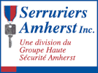 Serruriers Amherst inc