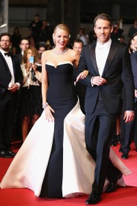 robe-de-soiree-noir-et-blanc-bustier