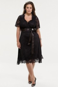 Robe soiree grande taille 2016