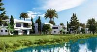Résidentiel golf villa standing 4 ch piscine jardin privé