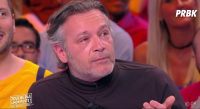 Jean-Michel Maire après sa blépharoplastie