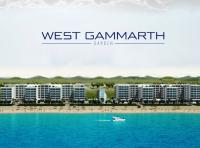 City résidence West Gammarth Garden appartement deux chambres avec superbe terrasse et vue mer
