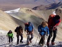 trekking salar d'Uyuni en Bolivie