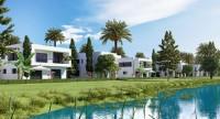 Tunis Bay Project investir en Tunisie residentiel villa golf