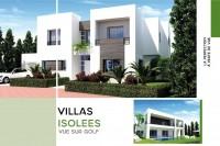 Investir en Tunisie dans l'achat villa Tunis Bay golf résidentiel touristique