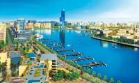 Tunis Bay lancement des ventes de villas le 06 et 07 mai 2017 la commercialisation continue