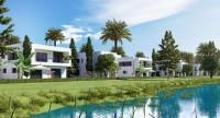 villa Aphrodite isolée 31 Boulevard Meninx Résidentiel golf Tunis Bay