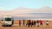 Tour de San Pedro au salar de Uyuni Bolivie