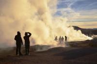 geysers Atacama au Chili Voyage