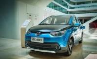 BAIC EC180, la voiture électrique chinoise