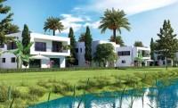 Tunis Bay résidentiel villa golf nouvelle zone de développement située au nord de Gammarth