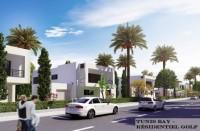 Tunis Bay résidentiel villas golf haut standing à proximité de la mer 900 m de la plage