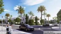 residentiel golf tunis bay tunisie immobilier de luxe zone nord de gammarth belles demeures villa jardin piscine privee